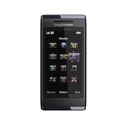 Unlocking by code Sony-Ericsson U10