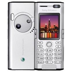 Unlocking by code Sony-Ericsson K600