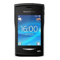 Unlocking by code Sony-Ericsson Yendo