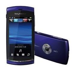 Unlocking by code Sony-Ericsson U5
