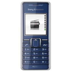 Unlocking by code Sony-Ericsson K220