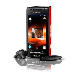 Unlocking by code Sony-Ericsson W8