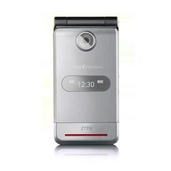 Unlocking by code Sony-Ericsson Z770
