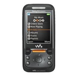 Unlocking by code Sony-Ericsson W830
