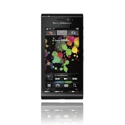Unlocking by code Sony-Ericsson Satio