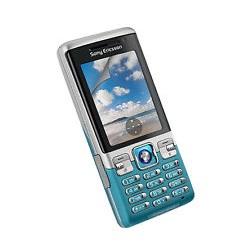Unlocking by code Sony-Ericsson C702