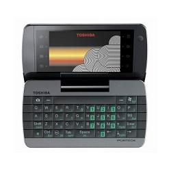 Unlocking by code Toshiba G920