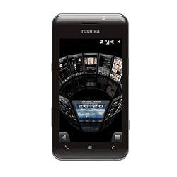 Unlocking by code Toshiba TG02