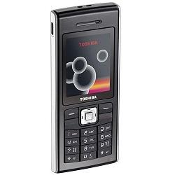 Unlocking by code Toshiba TS605