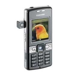 Unlocking by code Toshiba TS705