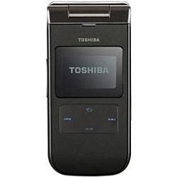 Unlocking by code Toshiba TS808