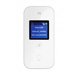 Unlocking by code ZTE MF65+