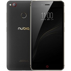 Unlocking by code ZTE nubia Z11 mini S