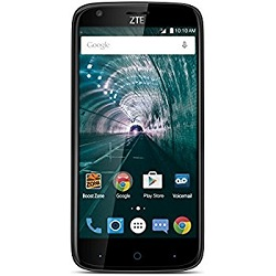 Unlocking by code ZTE Warp 7