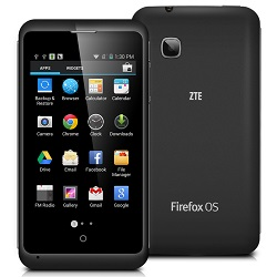 Unlocking by code ZTE Open C
