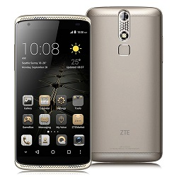 Unlocking by code ZTE Axon mini